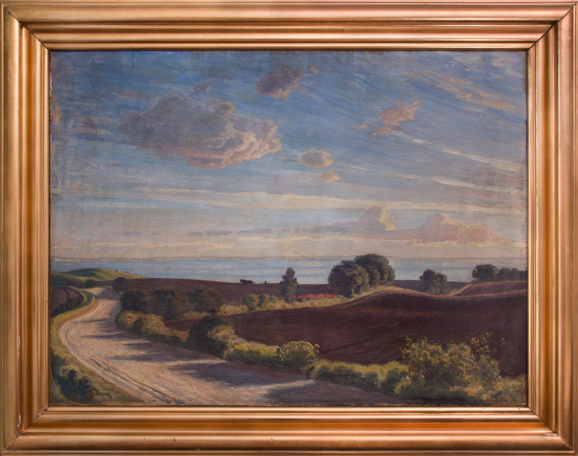 Ludvig Find, Landskab, 1903
